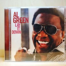 CDs de Música: AL GREEN - LAY IT DOWN - CD -. Lote 237010800