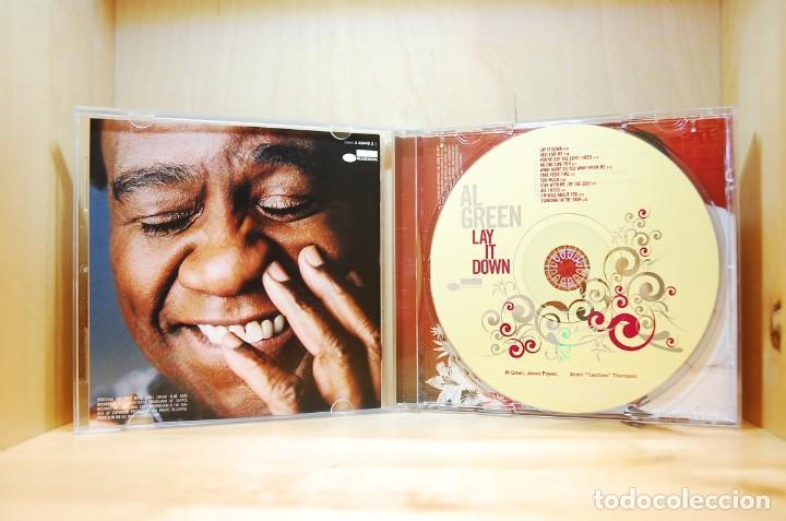 CDs de Música: AL GREEN - LAY IT DOWN - CD - - Foto 3 - 237010800