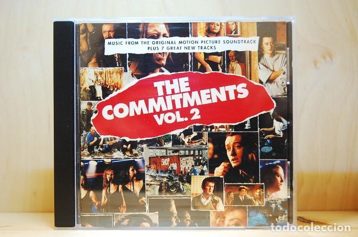 THE COMMITMENTS - VOL. 2 - CD - (Música - CD's Pop)