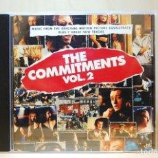 CDs de Música: THE COMMITMENTS - VOL. 2 - CD -. Lote 237010975