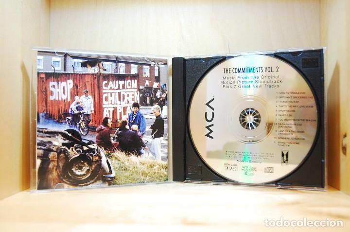 CDs de Música: THE COMMITMENTS - VOL. 2 - CD - - Foto 3 - 237010975