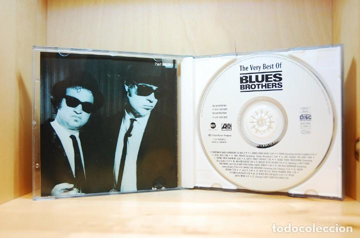CDs de Música: THE BLUES BROTHERS - THE VERY BEST OF - CD - - Foto 3 - 237011135