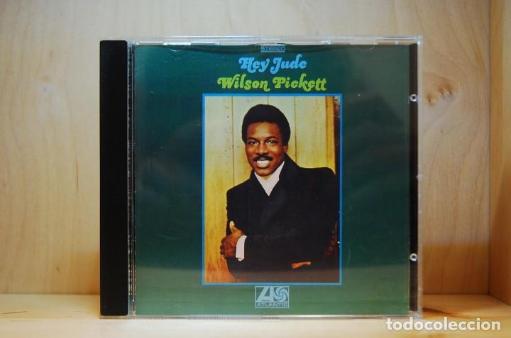 WILSON PICKETT - HEY JUDE - CD - (Música - CD's Jazz, Blues, Soul y Gospel)