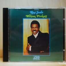 CDs de Música: WILSON PICKETT - HEY JUDE - CD -. Lote 237011195