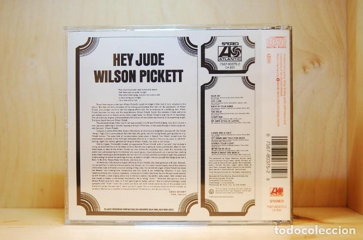 CDs de Música: WILSON PICKETT - HEY JUDE - CD - - Foto 2 - 237011195