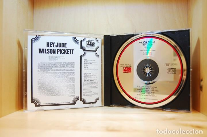 CDs de Música: WILSON PICKETT - HEY JUDE - CD - - Foto 3 - 237011195