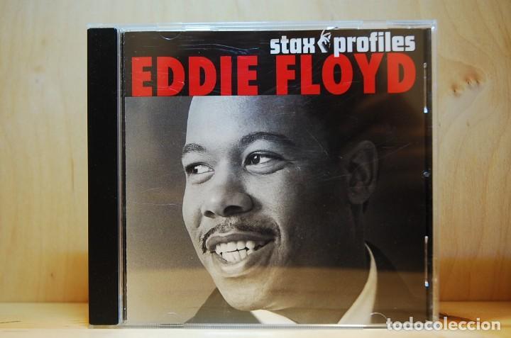 EDDIE FLOYD - STAX PROFILES - CD - (Música - CD's Jazz, Blues, Soul y Gospel)