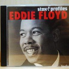 CDs de Música: EDDIE FLOYD - STAX PROFILES - CD -. Lote 237011385