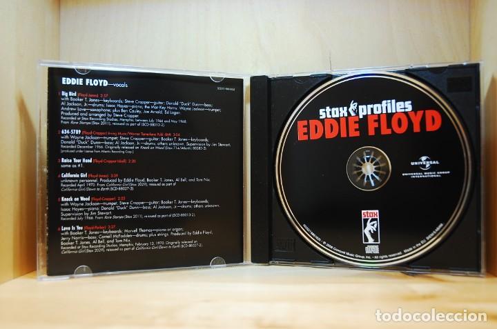 CDs de Música: EDDIE FLOYD - STAX PROFILES - CD - - Foto 3 - 237011385