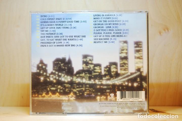 CDs de Música: JAMES BROWN - Live at the Apollo 1995 - CD - - Foto 2 - 237011775