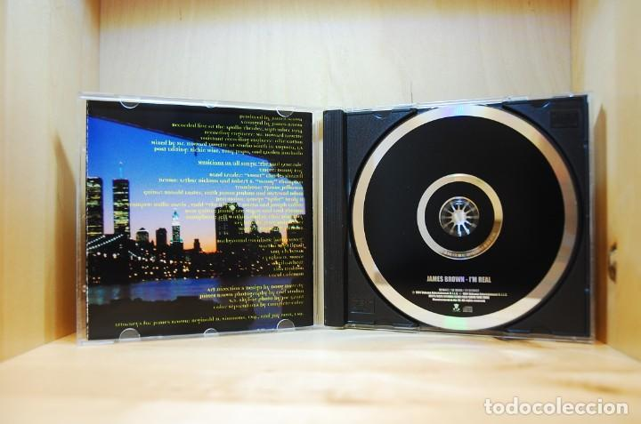 CDs de Música: JAMES BROWN - Live at the Apollo 1995 - CD - - Foto 3 - 237011775