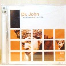 CDs de Música: DR. JOHN - THE DEFINITIVE POP COLLECTION - CD -. Lote 237012155
