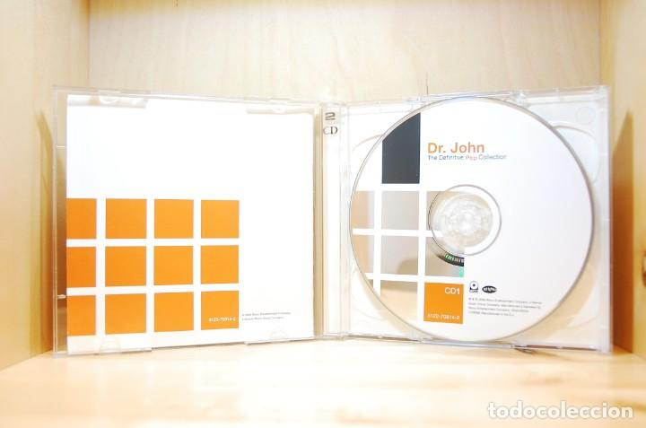 CDs de Música: DR. JOHN - THE DEFINITIVE POP COLLECTION - CD - - Foto 3 - 237012155