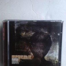 CDs de Música: MAGNATIZ - RARA AVIS CD HIP HOP. Lote 237020010