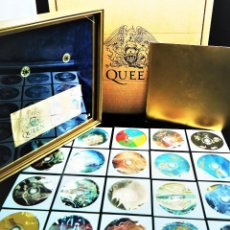 CDs de Música: QUEEN - THE REALLY ULTIMATIV LIMITED-EDITION QUEEN COLLECTION - BOX SET. Lote 237030825