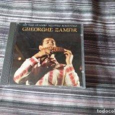 CDs de Música: CD GHEORGHE ZAMFIR - LE PLUS GRANDES MELODIES ROUMANIES. Lote 237037515
