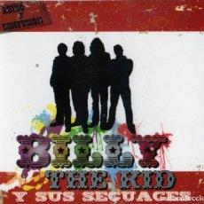 CDs de Música: BILLY THE KID Y SUS SECUACES - RUIDO Y CONFUSION. Lote 237185765