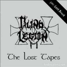 CDs de Música: BLIND LEGION - THE LOST TAPES. Lote 264187144