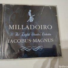 CDs de Música: MILLADOIRO - IACOBUS MAGNUS. Lote 237259150
