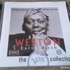 CDs de Música: CD - RANDY WESTON - EARTH BIRTH - CHRISTIAN MCBRIDE / BILLY HIGGINS / RANDY WESTON. Lote 237266740