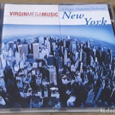 CDs de Música: CD- VIRGIN MEGA MUSIC - MADE IN USA - BOBBY DARIN, JUDY GARLAN, LIZA MINELLI, CHRISTOPHER CROSS...... Lote 237267620