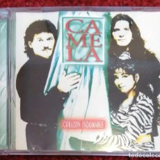 CDs de Música: CAMELA (CORAZON INDOMABLE) CD 1997. Lote 237299650