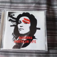 CDs de Música: CD MADONNA - AMERICAN LIFE. Lote 237321200