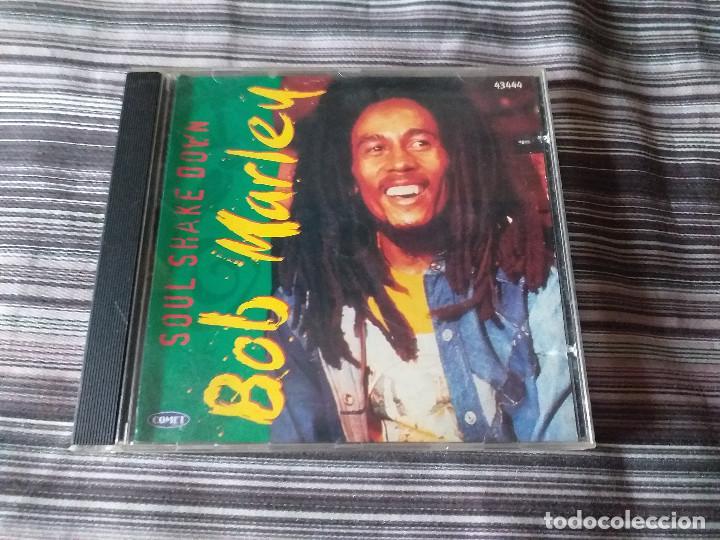 CD REGGAE BOB MARLEY - SOUL SHAKE DOWN (Música - CD's Reggae)