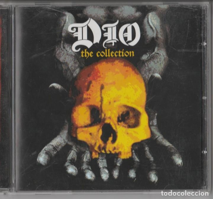 CD DIO - THE COLLECTION - ROCK (Música - CD's Heavy Metal)