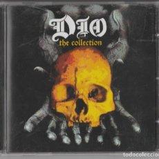 CDs de Música: CD DIO - THE COLLECTION - ROCK. Lote 237336280