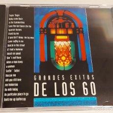 CDs de Música: GRANDES ÉXITOS DE LOS 60 / CD - NEW SOUND-1995 / 19 TEMAS / CALIDAD LUJO.. Lote 237374390