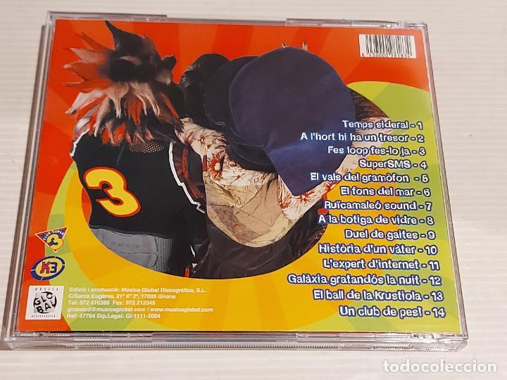CDs de Música: SUPERXIULA / SUPERBUSCATONSISONS / CLUB SUPER 3 / CD - MUSICA GLOBAL / 14 TEMAS / LUJO / DIFÍCIL - Foto 3 - 237375410