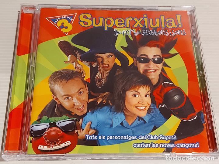 SUPERXIULA / SUPERBUSCATONSISONS / CLUB SUPER 3 / CD - MUSICA GLOBAL / 14 TEMAS / LUJO / DIFÍCIL (Música - CD's Otros Estilos)