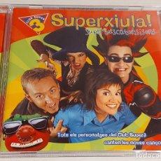 CDs de Música: SUPERXIULA / SUPERBUSCATONSISONS / CLUB SUPER 3 / CD - MUSICA GLOBAL / 14 TEMAS / LUJO / DIFÍCIL. Lote 237375410
