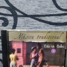 CDs de Música: MÚSICA TRADICIONAL. Lote 237380055