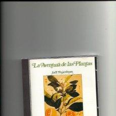 CDs de Música: JOEL FAJERMAN. LA AVENTURA DE LAS PLANTAS. (CD ALBUM 1997). Lote 237385765