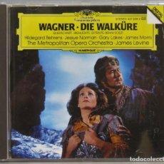 CDs de Música: CD. WAGNER. DIE WALKÜRE. Lote 237388560