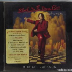 CDs de Música: CD. MICHAEL JACKSON. BLOOD ON THE DANCE FLOOR. Lote 237388755