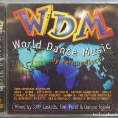 CDs de Música: CD. WORLD DANCE MUSIC. Lote 237388895