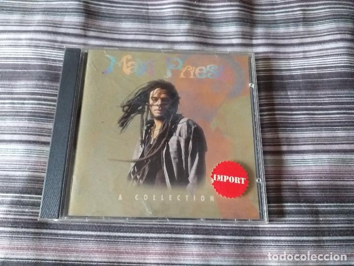 CD MAXI PRIEST - A COLLECTION (Música - CD's Reggae)