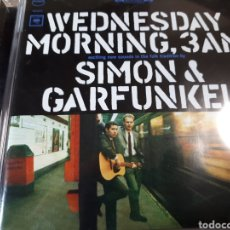 CDs de Música: SIMON AND GARFUNKEL WEDNESDAY MORNING 3 AM. Lote 237406810