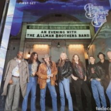 CDs de Música: ALLMAN BROTHERS BAND FIRST SET. Lote 237407040