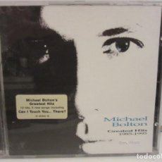 CDs de Música: MICHAEL BOLTON - GREATEST HITS: 1985-1995 - CD - 1995 - SPAIN - NM+/NM+. Lote 237411105