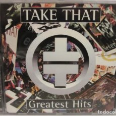 CDs de Música: TAKE THAT - GREATEST HITS - CD - 1996 - SPAIN - NM+/NM+. Lote 237411425