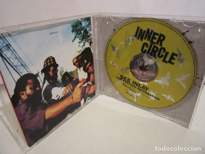 CDs de Música: Inner Circle - Reggae Dancer - CD - 1994 - Europa - NM+/NM+ - Foto 3 - 237411725