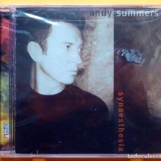 CDs de Música: ANDY SUMMER (EX-POLICE): SYNAESTHESIA - CD - TIMES SQUARE (USA) - 1995 - PRECINTADO. Lote 237412165