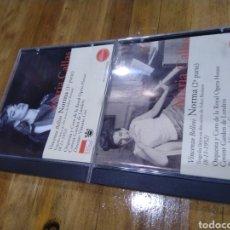 CDs de Música: 003. MARÍA CALLAS. NORMA. 2 CD. Lote 237435875
