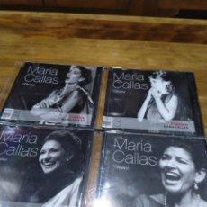 CDs de Música: 003. MARÍA CALLAS. DIVINA. Lote 237436100