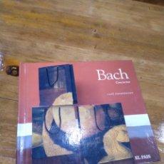 CDs de Música: 003. BACH. CONCIERTOS.. Lote 237436315