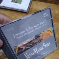 CDs de Música: 003. BACH. BRANDENBURGISCHE. 1-3. Lote 237436880
